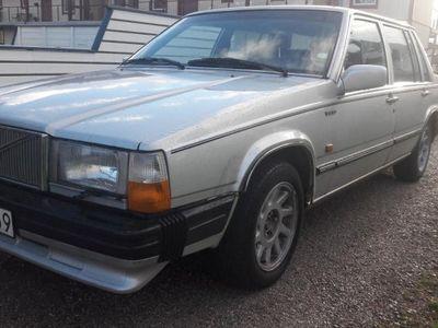 brugt Volvo 760 GLE -86