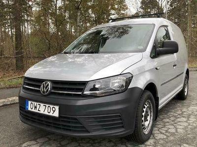 begagnad VW Caddy Cross Caddy VW2.0 TDI Skåp 2016, Transportbil Pris 130 000 kr