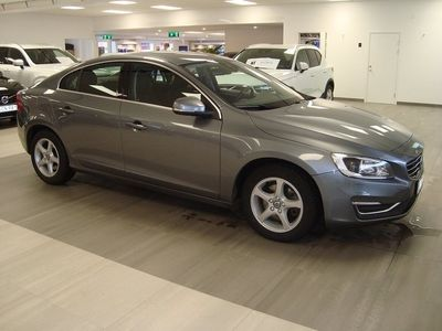 begagnad Volvo S60 D3 Momentum Business Edition