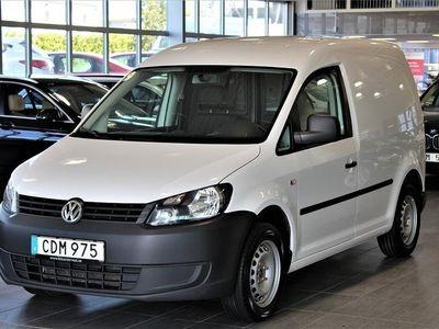 brugt VW Caddy 1.6 TDI Värmare Drag -15