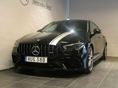 begagnad Mercedes CLA45 AMG AMGS