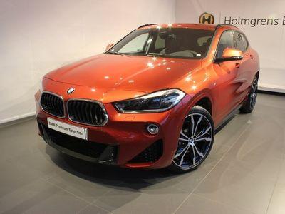 begagnad BMW X2 sDrive20i M-Sport / Innovation Edt