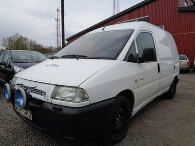 begagnad Citroën Jumpy 2,0 HDI
