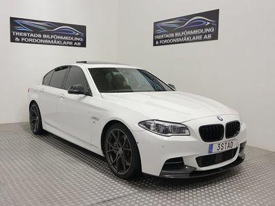 begagnad BMW M550 d xDrive Sedan D M SPORT mån 2016, Sedan 429 000 kr