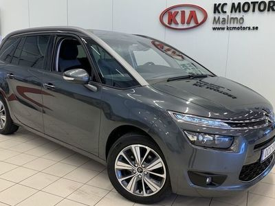 used Citroën C4 Picasso Feel 7-Sits Ink V-hjul