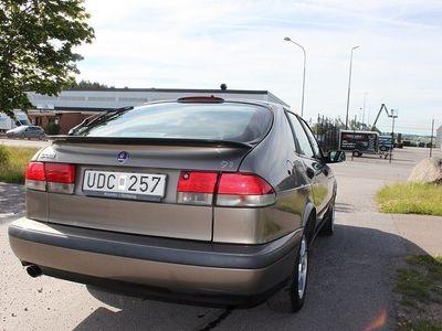 begagnad Saab 9-3 5-dörrar 2.0 T 150hk ENDAST 5000 MIL -03
