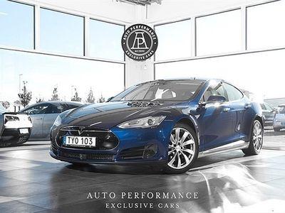begagnad Tesla Model S 85D / Från 7836:-mån /