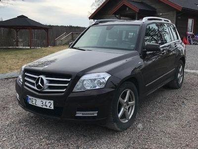 begagnad Mercedes GLK220 CDI 4MATIC