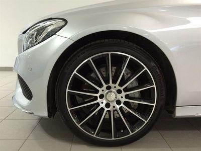 begagnad Mercedes C250 AMG 4-Matic Värmare & Drag