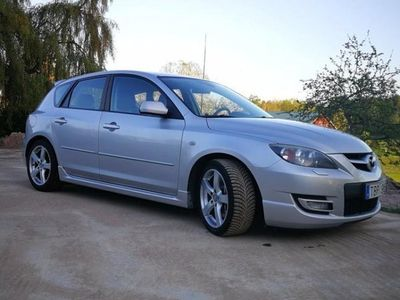 begagnad Mazda 3 mps billig.