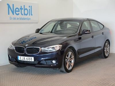 begagnad BMW 320 Gran Turismo d Steptronic Sport line Drag 2014, Halvkombi 174 900 kr