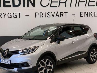 used Renault Captur TCe 120 EDC Intens Vinterhjul