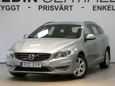 begagnad Volvo V60 D4 Momentum Drag D-värmare