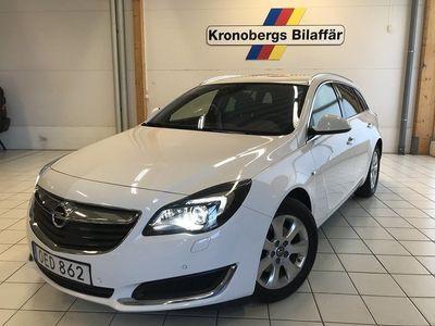 gebraucht Opel Insignia SPORTS TOURER 2.0 CDTI 4x4 Automat 170hk
