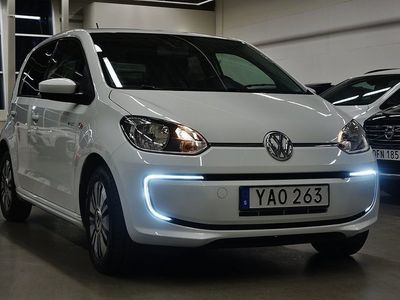 begagnad VW e-up! 18 kWh Navi Single Speed Drive 82hk