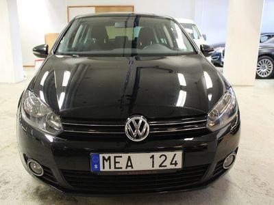 begagnad VW Golf 1,6 TDI Masters BMT Lågmil -12