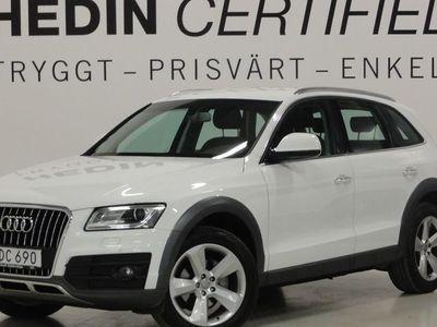 begagnad Audi Q5 2,0 TDI Q Värmare Drag Offroad-Pkt Sports-ED