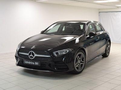 begagnad Mercedes A180 7G-DCT Euro 6 136hk