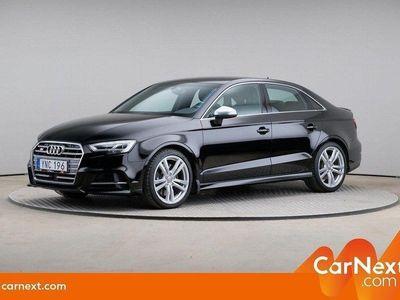 begagnad Audi S3 S3Limousine S tronic