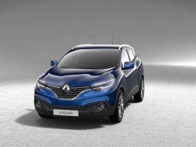 usata Renault Kadjar 171,2 TCe Zen 4x2 2017, Personbil 207 900 kr