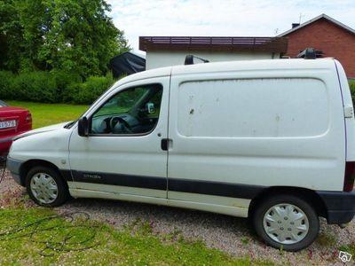 brugt Citroën Berlingo reparations/reservdels bil -02