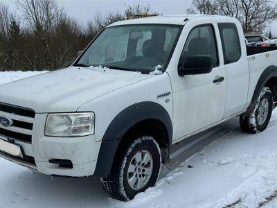 begagnad Ford Ranger OMBYGGD BIL
