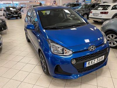 begagnad Hyundai i10 1.0 Nordic Edition