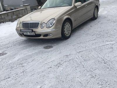 begagnad Mercedes E240 w211