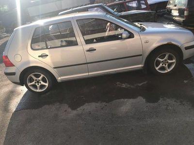 begagnad VW Golf IV -00