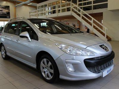 begagnad Peugeot 308 1.6 SW HDi 109HK 7SITSIG 27.900:- -09