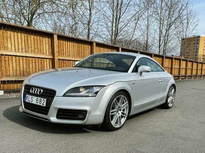 begagnad Audi TT COUPE 2,0 Q S-T