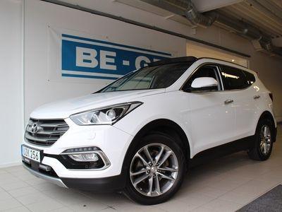 brugt Hyundai Santa Fe -16