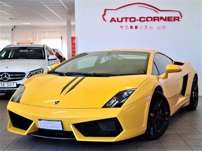 begagnad Lamborghini Gallardo LP 560-4 2899mil V10