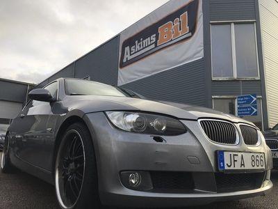 begagnad BMW 325 i Coupé 218hk