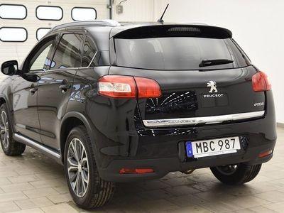 begagnad Peugeot 4008 e-Hdi PANO ALLURE NAVI 4X4 2017, Kombi 234 800 kr