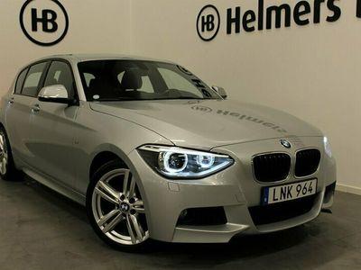 begagnad BMW 118 d 5-door M Sport 143hk Sov