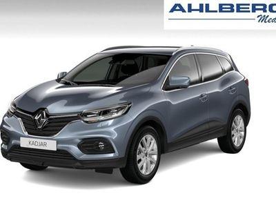 begagnad Renault Kadjar PhII TCe 140 Zen GPF EDC II 4x2 2020, Personbil 275 300 kr