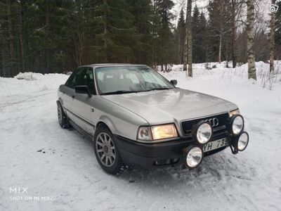 begagnad Audi 80 quattro 2.3E 10v -92