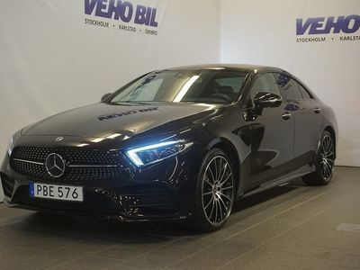 begagnad Mercedes CLS450 4MATIC 9G-Tronic AMG Värmare DistronicPlus