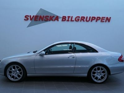 begagnad Mercedes CLK240 Aut Läder S+V-hjul