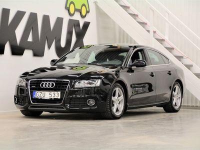 begagnad Audi A5 Sportback 3.0 TDI, S-Line