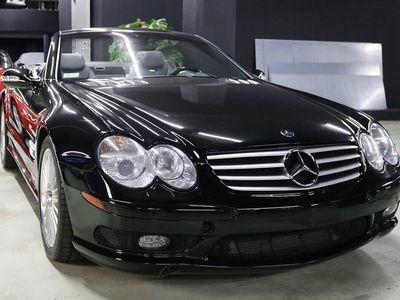 begagnad Mercedes SL55 AMG AMG -03
