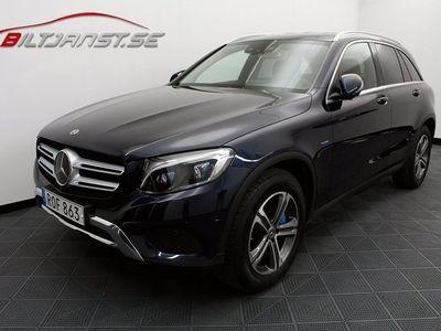 begagnad Mercedes GLC350 e 4M Plug-in Navi Skinn Drag