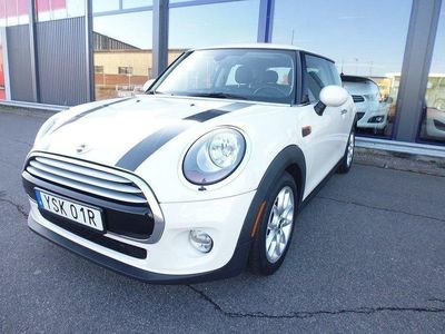 begagnad Mini Cooper 3-door Euro 6 136hk
