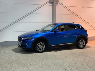 begagnad Mazda CX-3 2,0 120 Hk Optimum