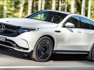 begagnad Mercedes EQC 400 4MATIC Företagsleasing