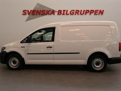 used VW Caddy Maxi 2.0 TDI Aut Euro 6 Drag D-Värmare