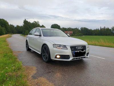 begagnad Audi A4 2.0 tfsi quattro