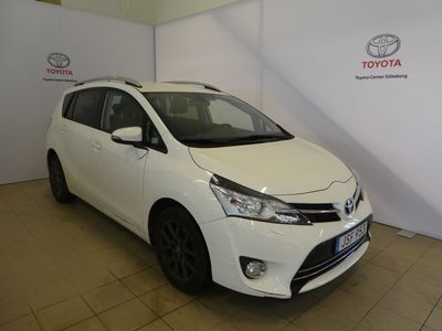 begagnad Toyota Verso 1,8 MAN EDITION FEEL