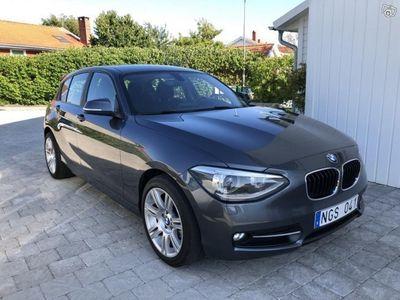 begagnad BMW 116 d Sport 116hk 5-d -13